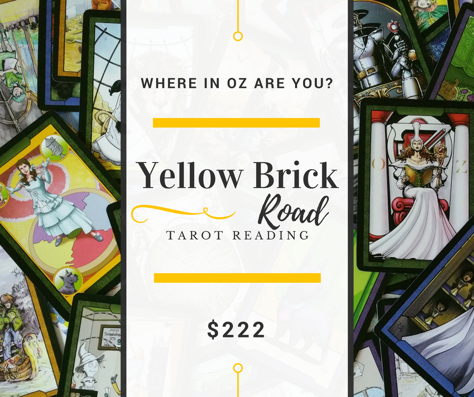Yellow Brick Road Tarot Reading