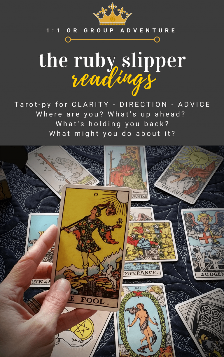 Ruby Slipper Tarot Readings